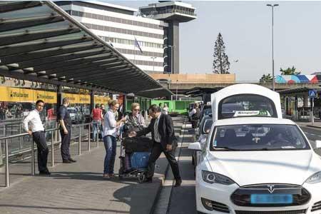 Schiphol in top-10 duurste taxi's